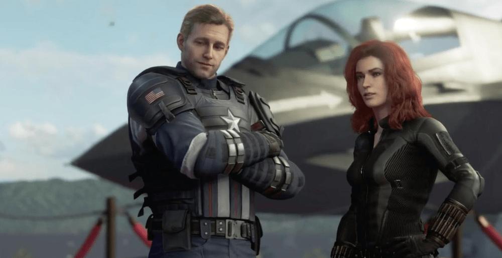 Превью Marvel's Avengers