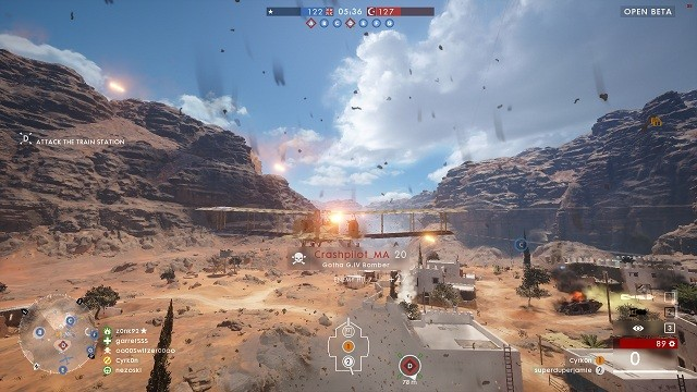 Battlefield 1 — Режим завоевания