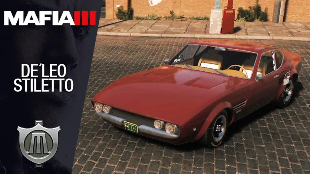 Машины в Мафия 3: как купить, добавить и доставить.