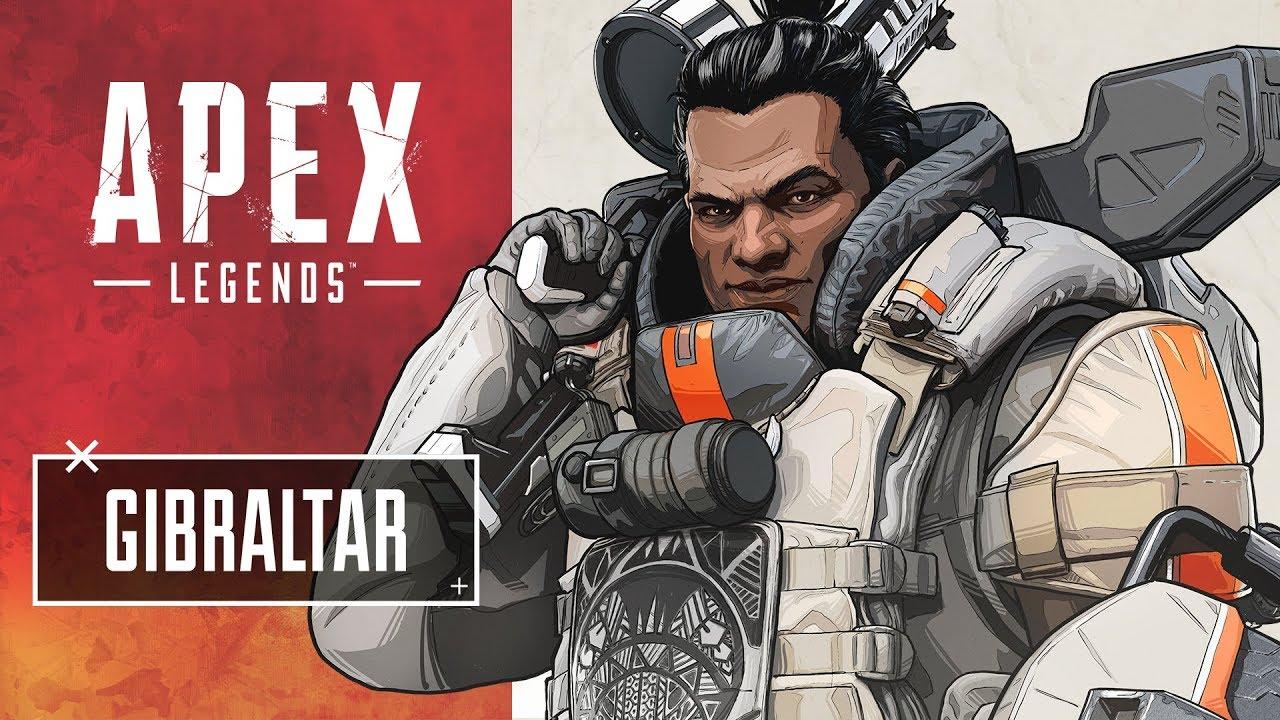 Apex Legends: Гибралтар