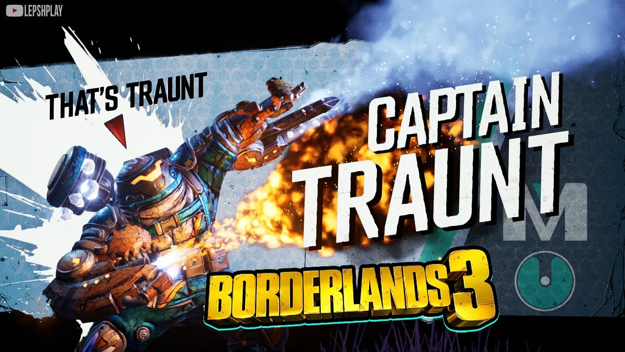 Borderland 3: боссы