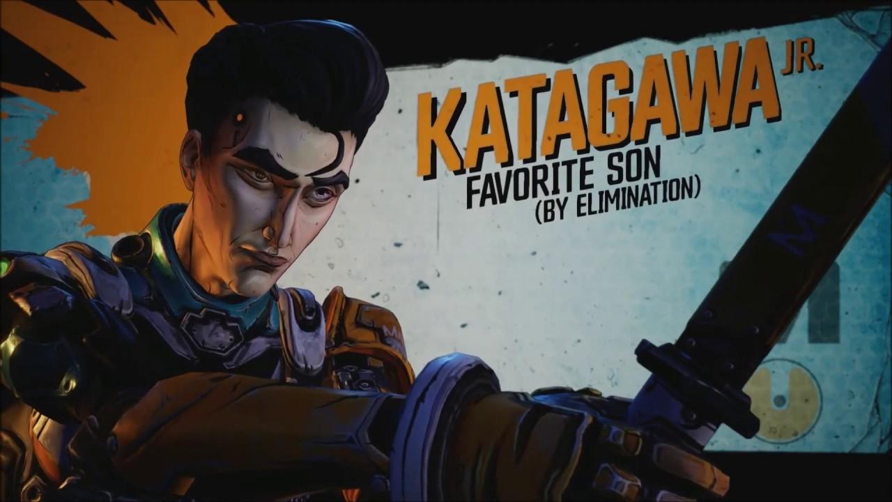 Катагава Младший (Katagawa Jr.)