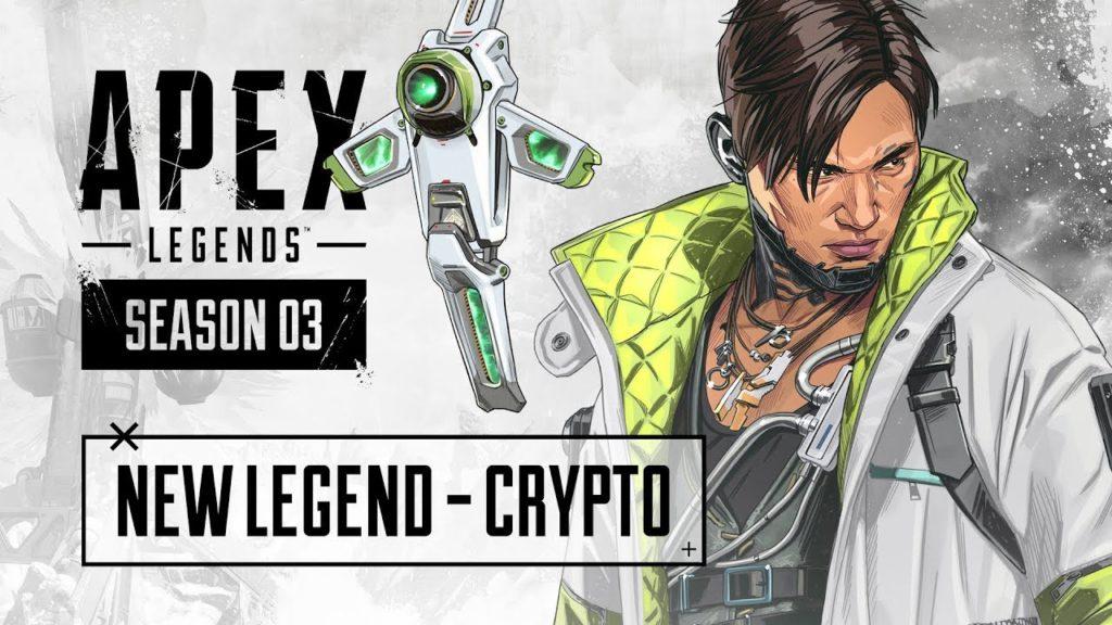 Apex Legends: крипто