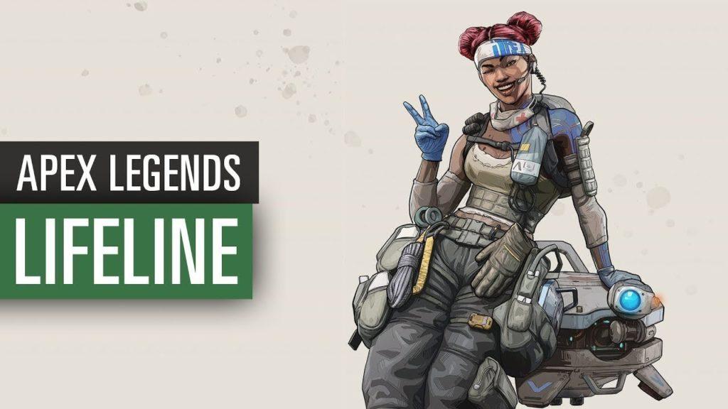 Apex Legends: лайфлайн