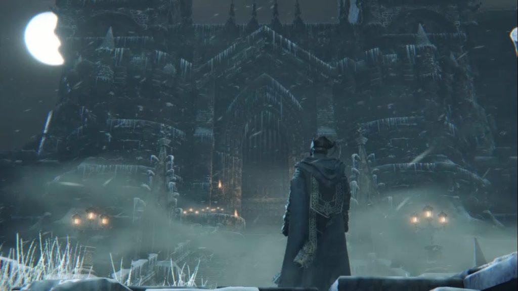 Bloodborne: как попасть в замок Кейнхерст?