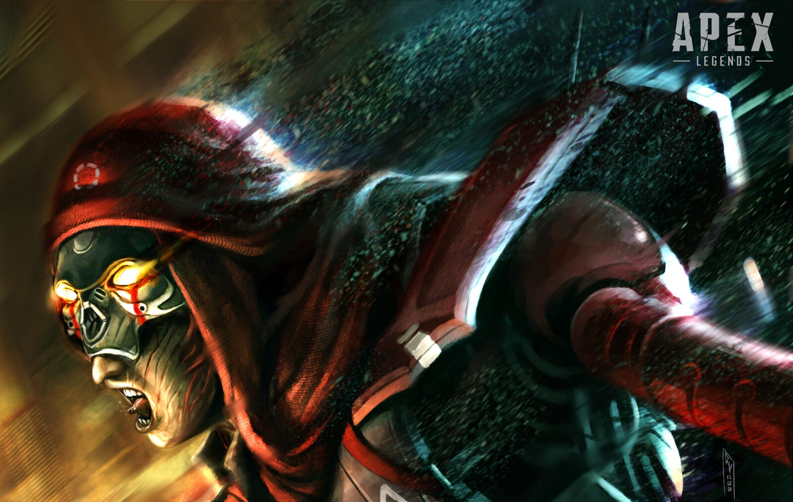 Apex Legends: Ревенант