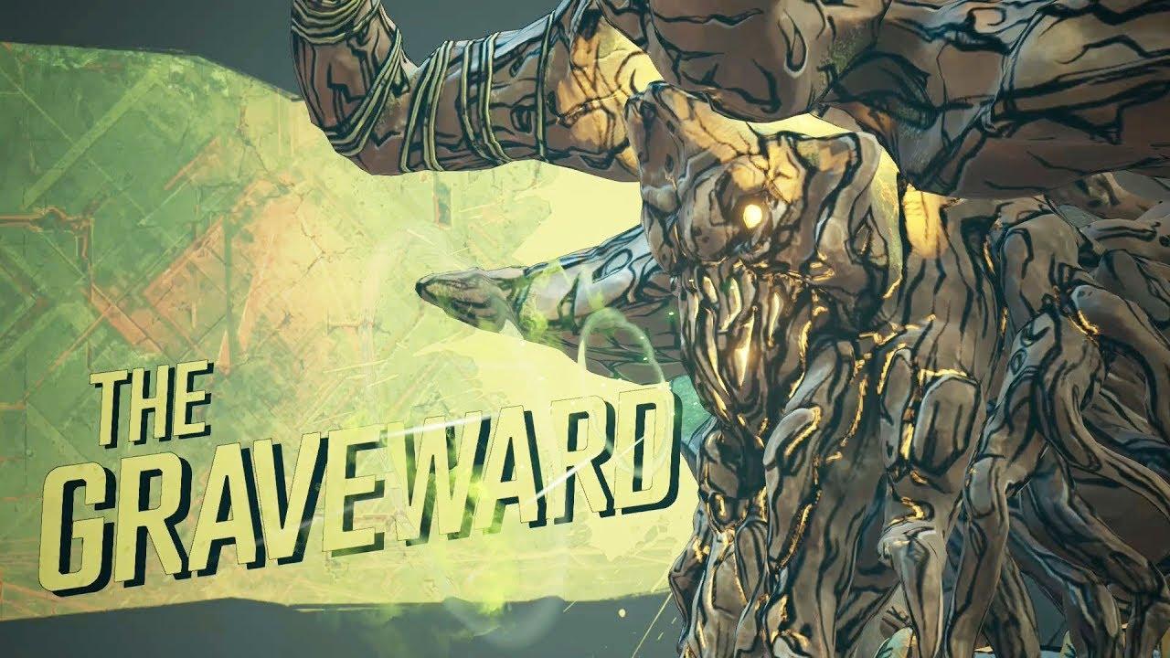 Страж могилы (The Vaultward)