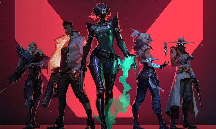 Valorant персонажи в игре